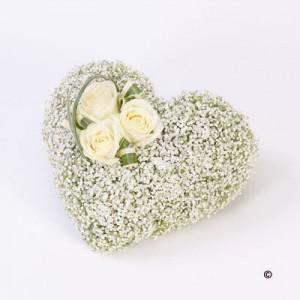 Heart Casket Adornment - from £45.00